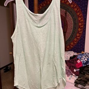 Old Navy Mint Green Tank Top